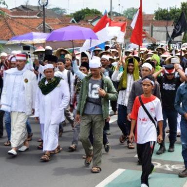 AKSI BELA ISLAM III: CINTA DARI ROMBONGAN CIAMIS KE JAKARTA