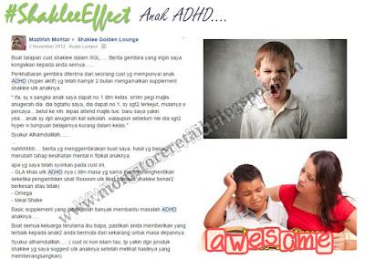 Image result for testimoni gla shaklee untuk anak ADD/ADHD