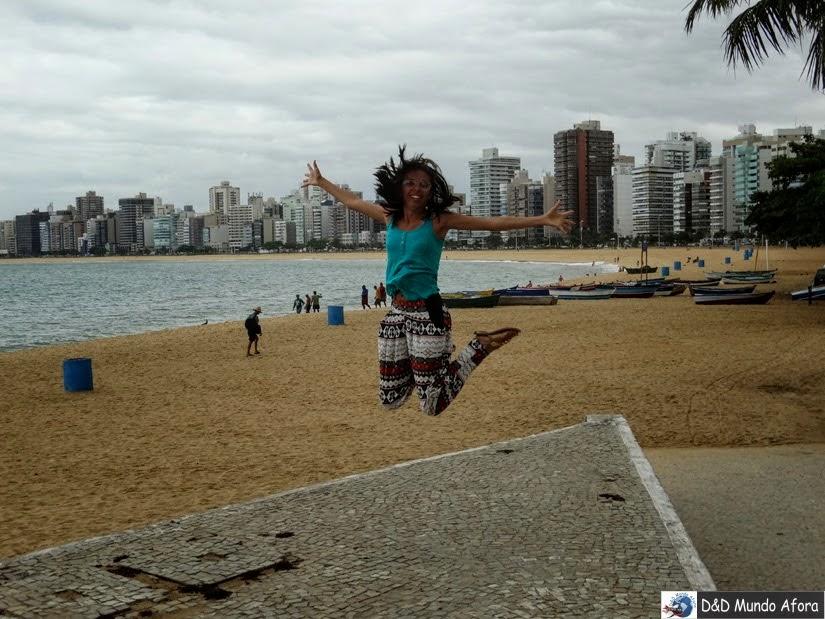 Praia da Costa - O que fazer em Vila Velha - Espírito Santo