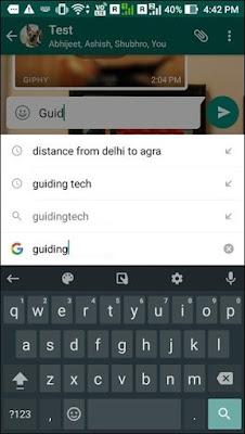 perbedaan swiftkey dan google keyboard
