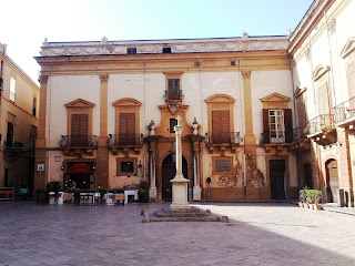 The Palazzo Valguarnera-Gangi in Palermo
