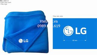 Chăn nỉ Việt Mốt sản xuất chăn cho LG