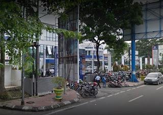 Lokasi ATM BRI Setor Tunai MEDAN
