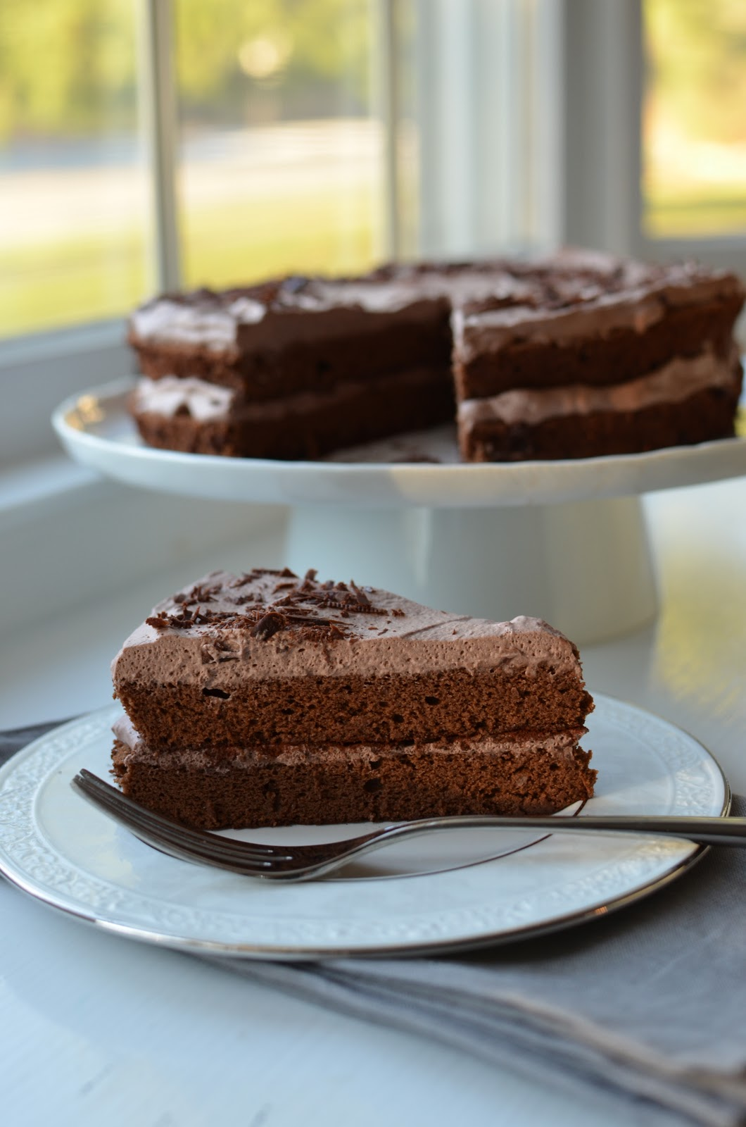 Nigella Chocolate Cloud Cake