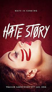 Hate Story IV 4 2018 Hindi DVDScr 500MB HEVC x265 Full Movie