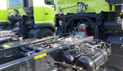 fungsi lubang di chassis truk