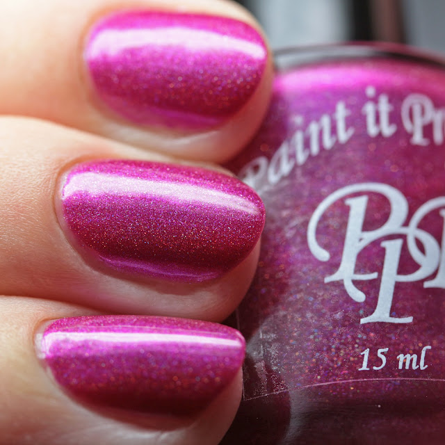 Paint It Pretty Polish More Love Less Paperwork