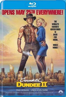 Crocodile Dundee II 1988 BD25 Latino