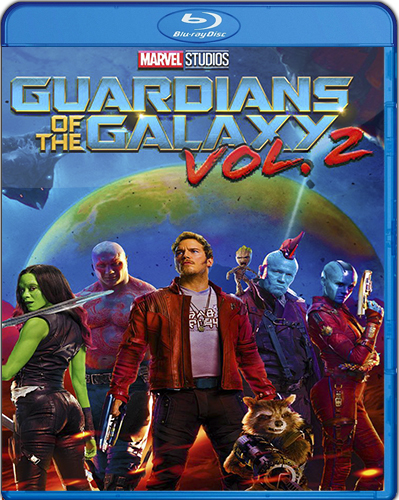 Guardians of the Galaxy Vol. 2 [2017] [BD25] [Latino]