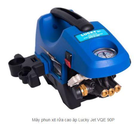 Máy phun rửa cao áp Lucky Jet VQE 90P