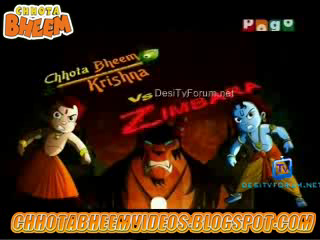 Chota Bheem Aur Krishna Cartoon In Urdu - Wallpaperzen org