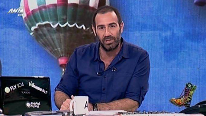 Ο Αντώνης Κανάκης μίλησε για το τέλος του «Ράδιο Αρβύλα»! (Βίντεο)