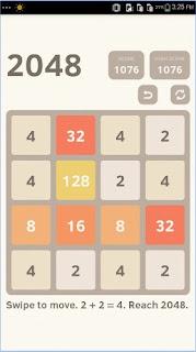 Game 2048 Classic Apk