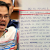 Kerwin Espinosa denies backtracking from his statement against Albuera Police chief Espenido