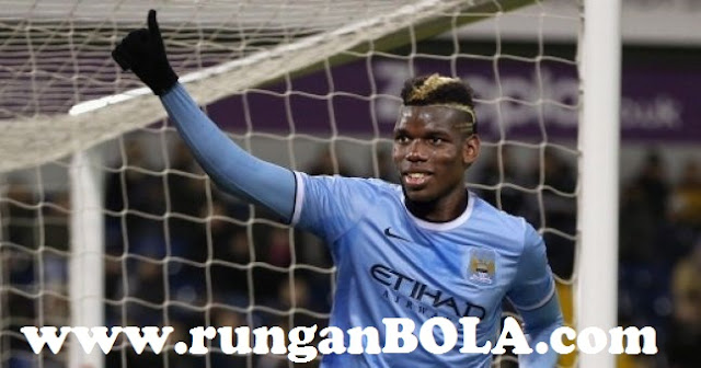 Ingin Diboyong Mourinho, Pogba Pilih Gabung City?