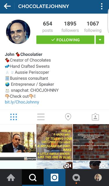 Cara Mudah Menggunakan Emoji Hastag di Instagram 2