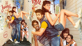 Taapsee and Saqib's peculiar avatar in Dil Juunglee's first poster!.jpg