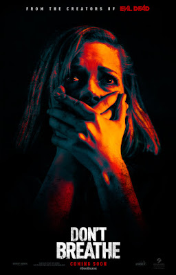 Don't Breathe Poster Film