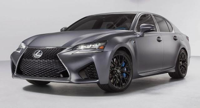Chicago Auto Show, Lexus, Lexus GS F, Lexus RC F