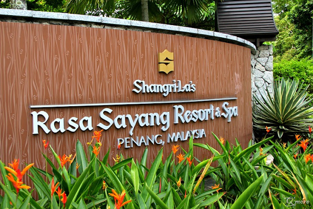 shangri la's rasa sayang resort & spa