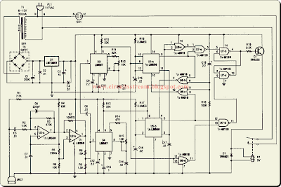 Blare-whistle Switch Circuit Diagram