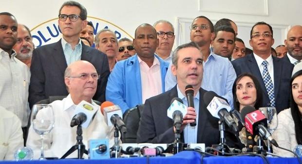 """El PRM exige al Gobierno parar la """"excesiva militarización"""" de las calles"""