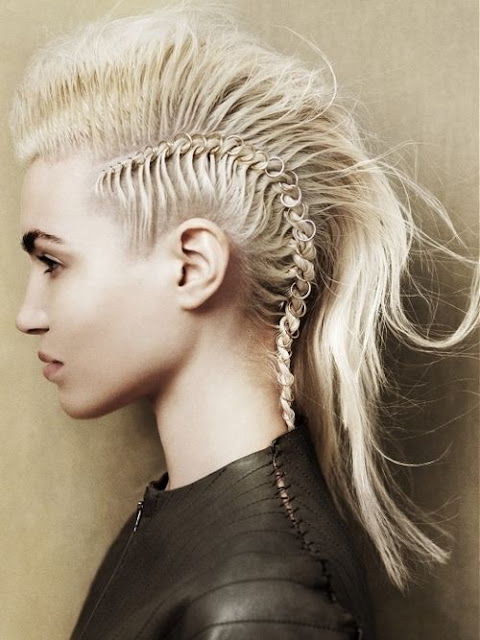 Hairstyles From The Future The Haircut Web