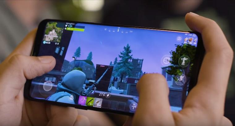 Fortnite Android beta llega exclusivamente a Samsung, por ahora