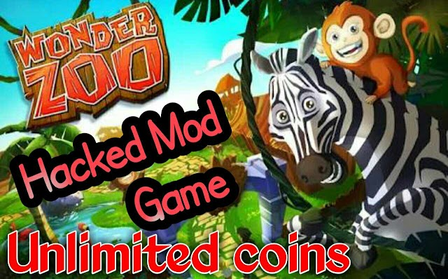 Wonder Zoo Animal rescue Apk Mod for android free Download