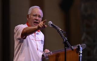 Pemimpin DAP Berselindung Di Belakang Jantan Dalam Penjara