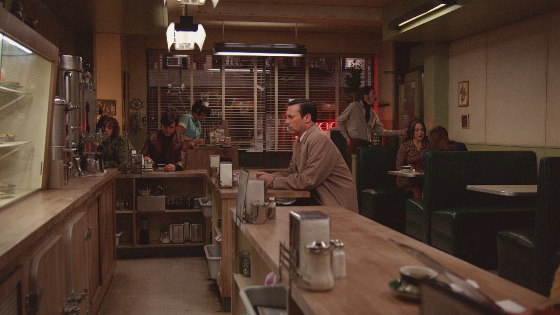 Mad Men - Season 7 Episode 8: Severance