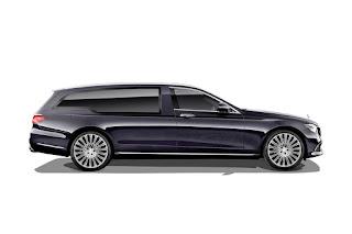 Mercedes Benz modèle Duat