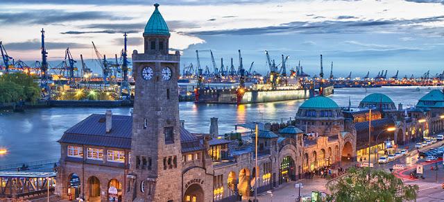 Hamburgo, ciudades europeas donde viajar