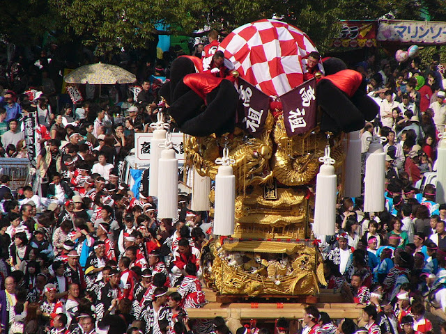 Niihama Taiko Drum Festival, Ehime