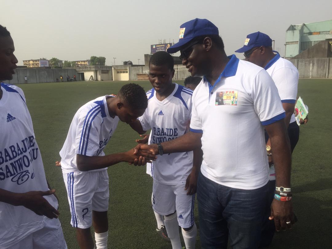 dca82303f He further urged Sports fans in Lagos to look out for more Sports related  initiatives and partnerships on the Sanwo-Olu campaign in the lead up to  the ...