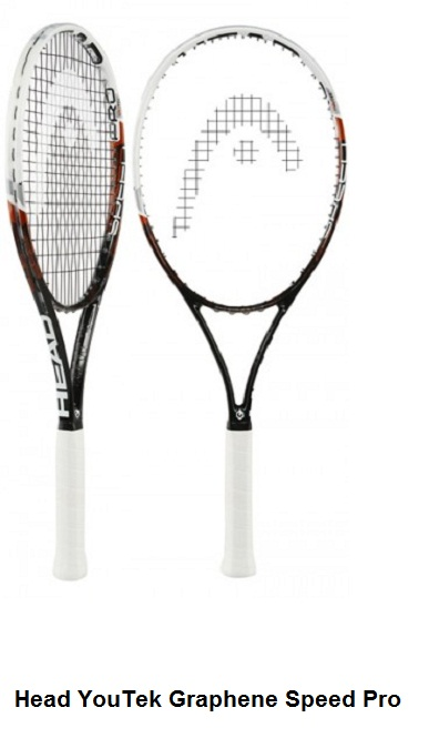 Head YouTek Graphene Speed Pro tennis racket review