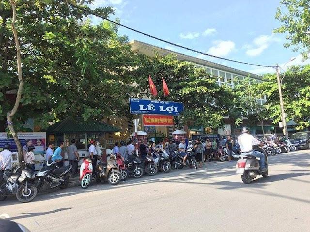 Trường Tiểu học Lê Lợi, nơi xảy ra vụ việc