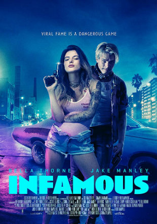 Infamous 2020 BRRip 720p Dual Audio In Hindi English