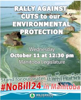 https://www.wildernesscommittee.org/Manitoba #NoBill24
