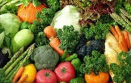 cara menghilangkan jerawat dengan sayuran