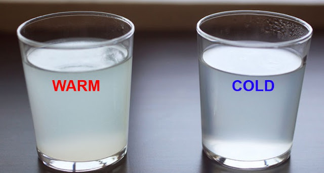 Cold Water Versus Warm Water; Which Is Most Better For A Healthy Body?