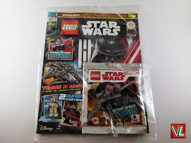 67ec24f56 Revista LEGO Star Wars  35 setembro 2018