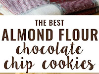 Almond Flour Chocolate Chip Cookies {grain-free}