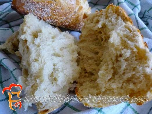 Semolina No Knead Bread | Çitra's home Diary