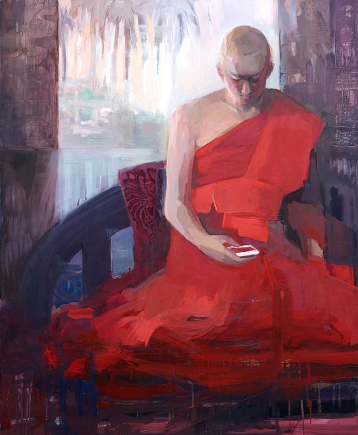 Испанский художник