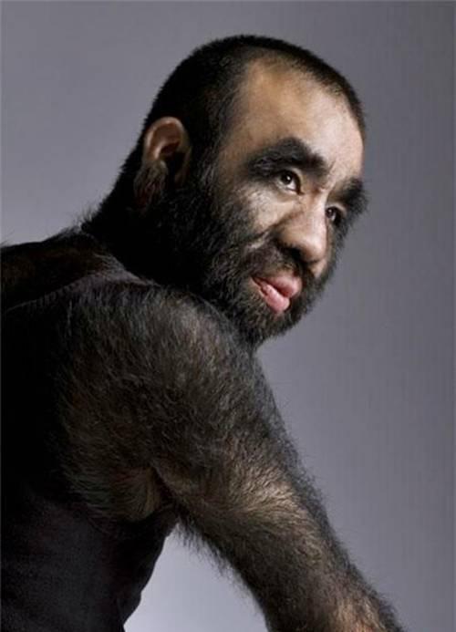 Hairy Man 105