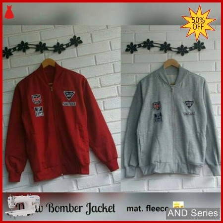 AND207 Jaket Wanita Draw Bomber Jacket BMGShop