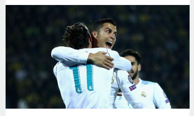 Real Madrid Schedule For October: Real Madrid vs Espanyol