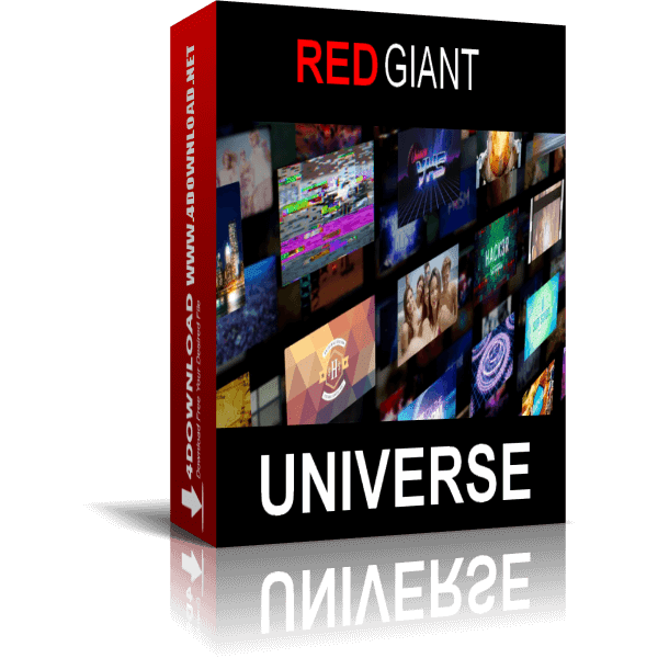 Red Giant Universe v3.0.2 Full version