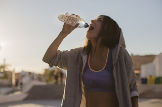 Another Way to Overcome Dehydration Without Drinking Water